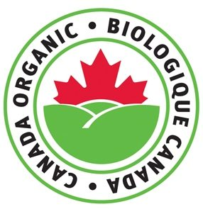 Canada Certified Organic CFIA-accredited