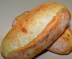 Artisan Asiago Cheese Bread